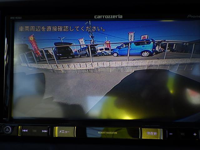 バックカメラが付いているので駐車が苦手な方でも安心ですね!