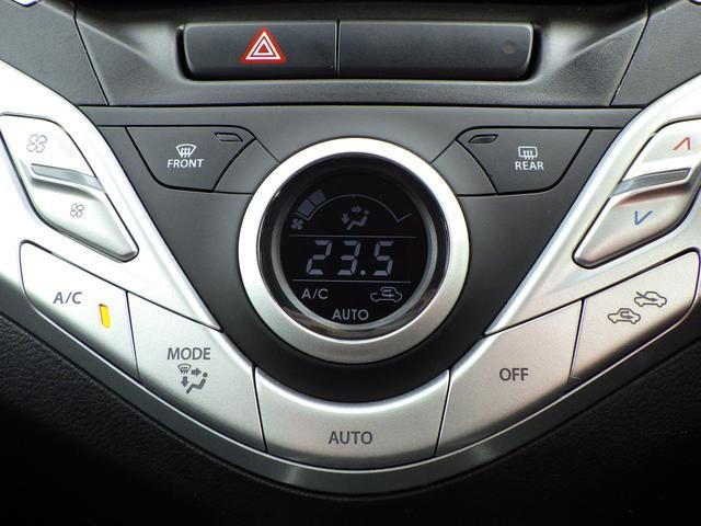 風量や吹き出し口を自動的に選択・調整し、室内全体を均一な温度に保つフルオートエアコンを標準装備!