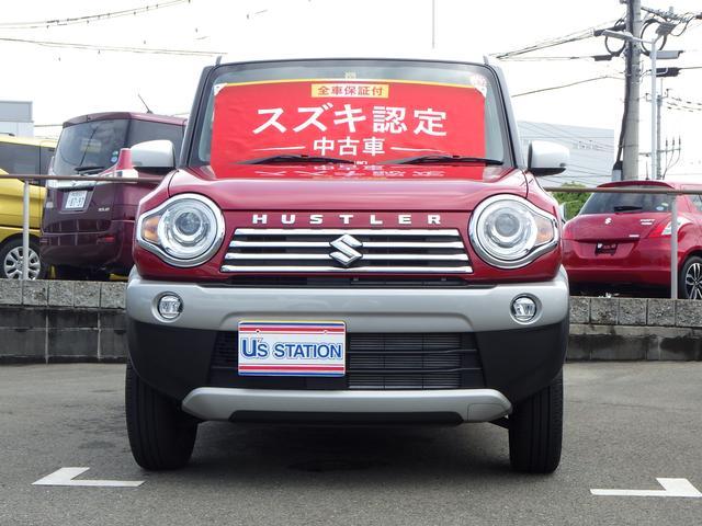 「スズキ」「ハスラー」「コンパクトカー」「佐賀県」の中古車2