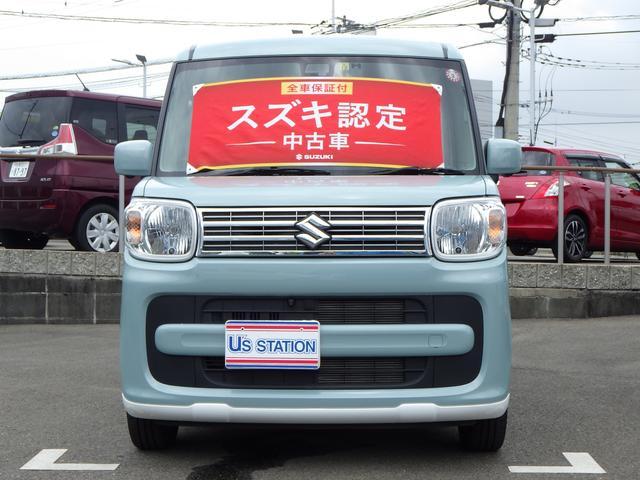 「スズキ」「スペーシア」「コンパクトカー」「佐賀県」の中古車2