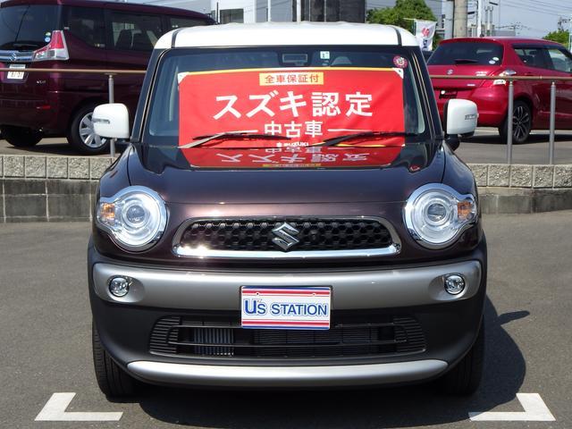 「スズキ」「クロスビー」「SUV・クロカン」「佐賀県」の中古車2