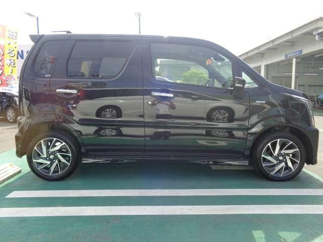 「スズキ」「ワゴンRスティングレー」「コンパクトカー」「佐賀県」の中古車5