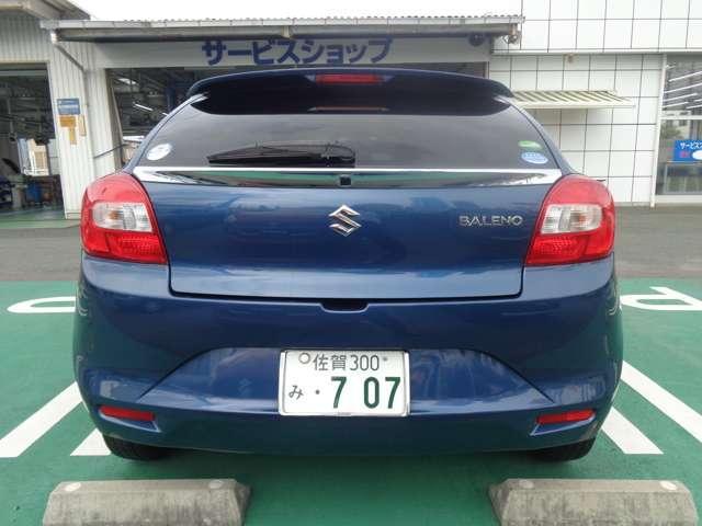 「スズキ」「バレーノ」「コンパクトカー」「佐賀県」の中古車4