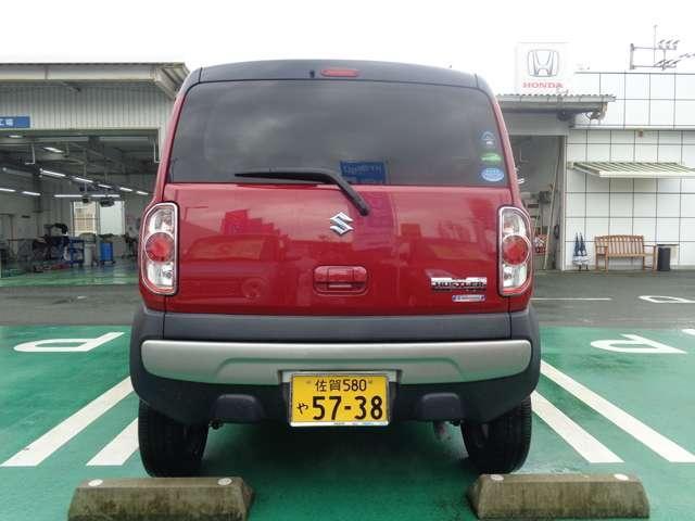 「スズキ」「ハスラー」「コンパクトカー」「佐賀県」の中古車4