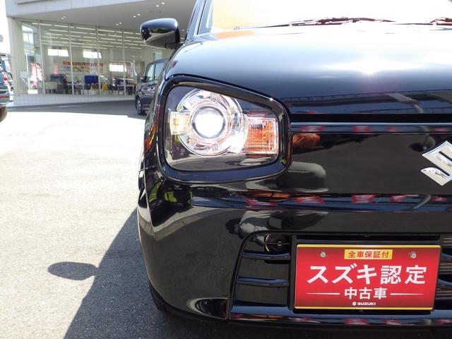 オートライト機能付きのディスチャージヘッドライトが魅力です。