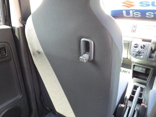 助手席シート裏に小物を掛けれるフックが完備して有ります。軽い物をお掛け下さい。
