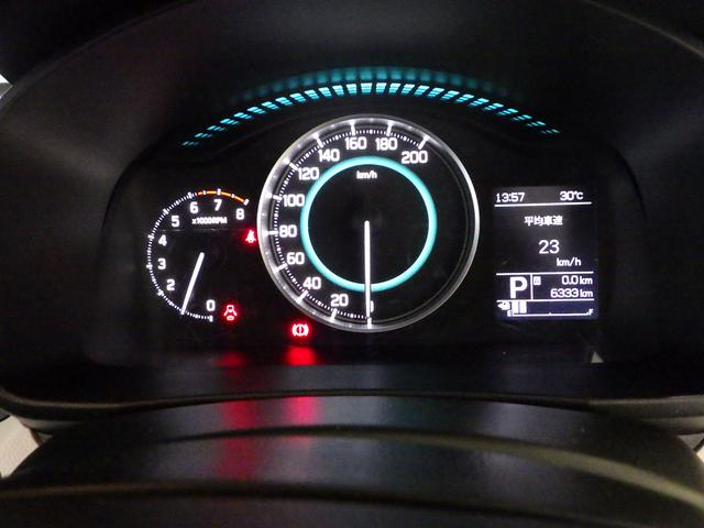 エネルギーフローインジケーター/アイドリングストップ節約燃料/アイドリングストップ時間/エコスコア/瞬間燃費/平均燃費/航続可能距離/外気温計/シフトインジケーター/オドメーター/トリップメーターなど