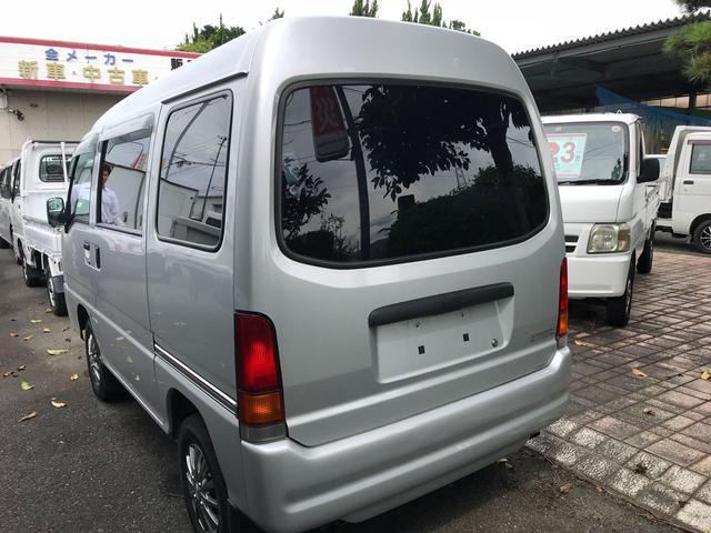 「スバル」「サンバーバン」「軽自動車」「福岡県」の中古車6