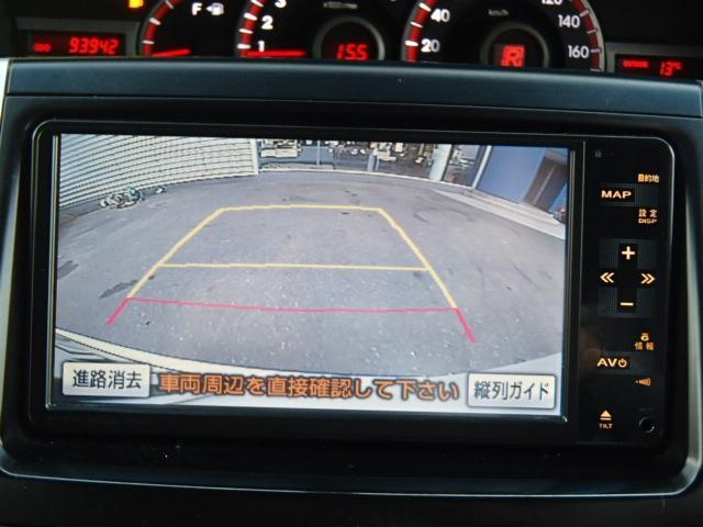 トヨタ ノア Si後期HDDナビワンセグBカメRモニタ-両側自動2年保証付
