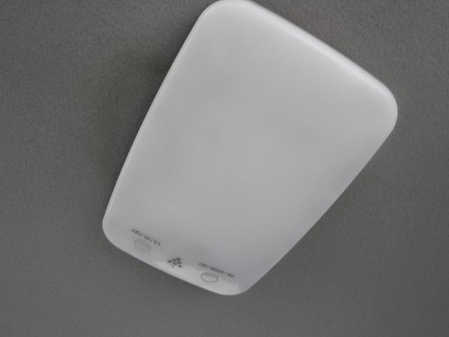 ★天井にはイオン空気清浄機付ですので便利です!