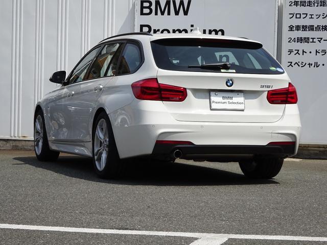 BMW BMW 318iツーリング Mスポーツ デモカー 禁煙車