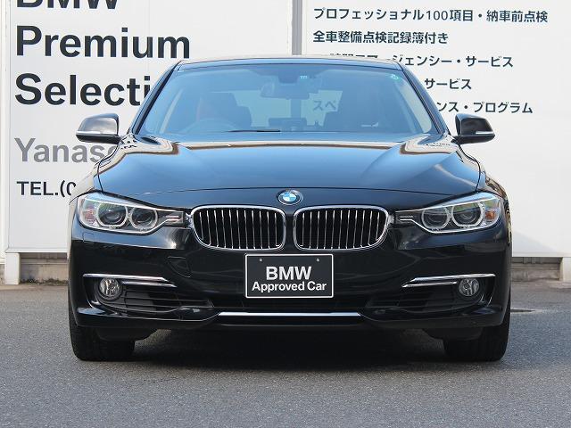 BMW BMW 328i ラグジュアリー ブラウンレザー ワンオーナー