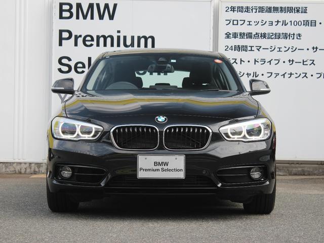 BMW BMW 118i スポーツ パーキングサポートPKG デモカー