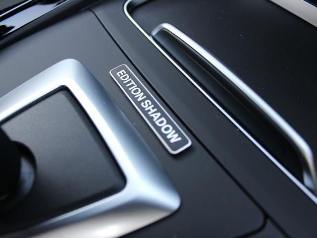 限定車専用のロゴ