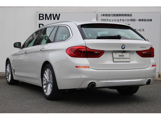 「BMW」「5シリーズ」「ステーションワゴン」「福岡県」の中古車4