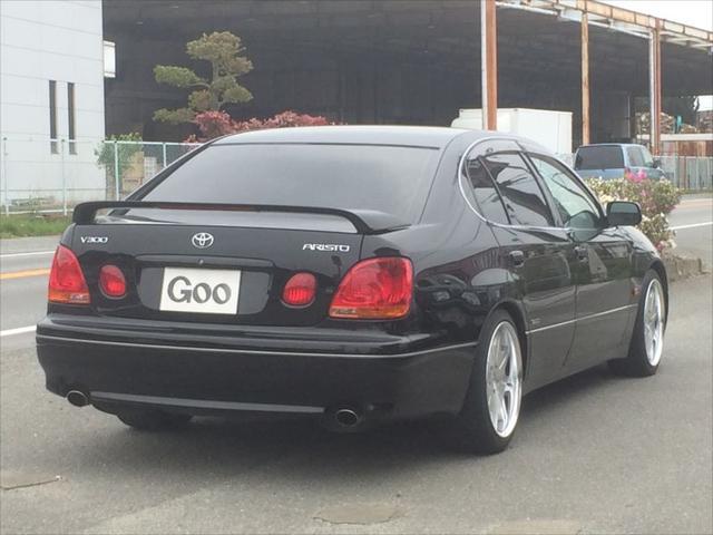 S300ベルテックスエディション 本革 マルチ ローダウン(5枚目)