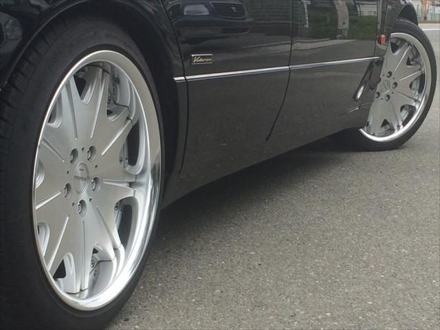 S300ベルテックスエディション 本革 マルチ ローダウン(8枚目)