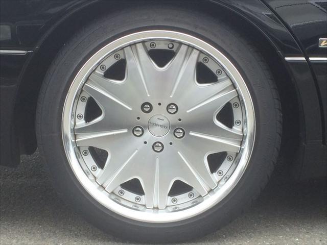 S300ベルテックスエディション 本革 マルチ ローダウン(9枚目)