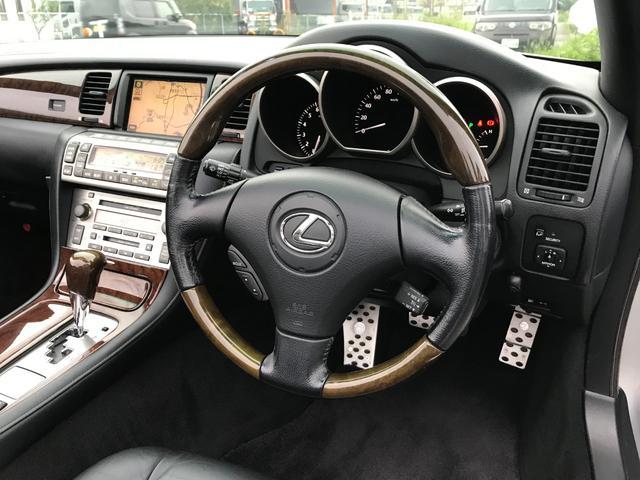 「レクサス」「SC」「オープンカー」「福岡県」の中古車31