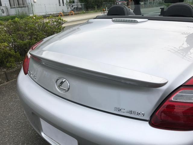「レクサス」「SC」「オープンカー」「福岡県」の中古車51