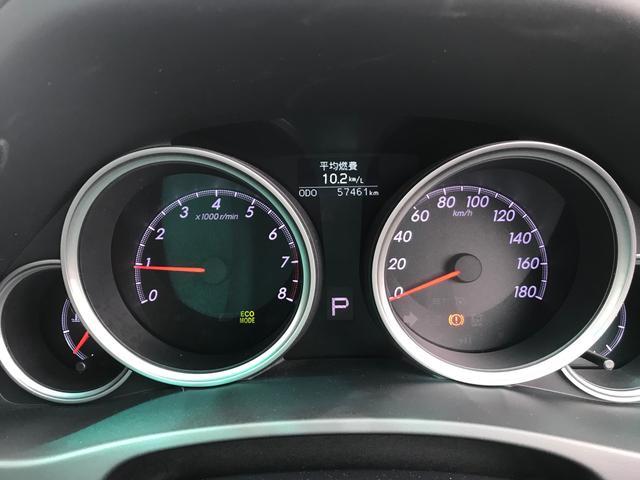 250G Sパッケージ 本革パワーシート モデリスタフロントグリル リアスポ パドルシフト 純正SDナビ ワンセグTV バックカメラ Bluetooth ETC HIDライト 前後ドラレコ オートクルーズ(28枚目)