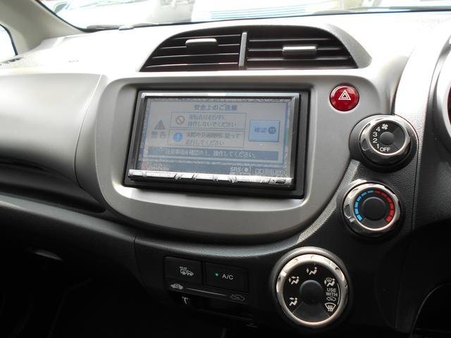 ホンダ フィット G ワンオーナー 4WD