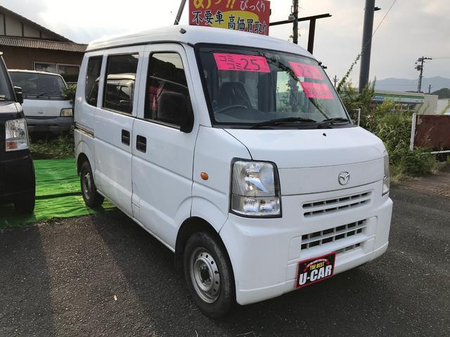 「マツダ」「スクラム」「軽自動車」「福岡県」の中古車3