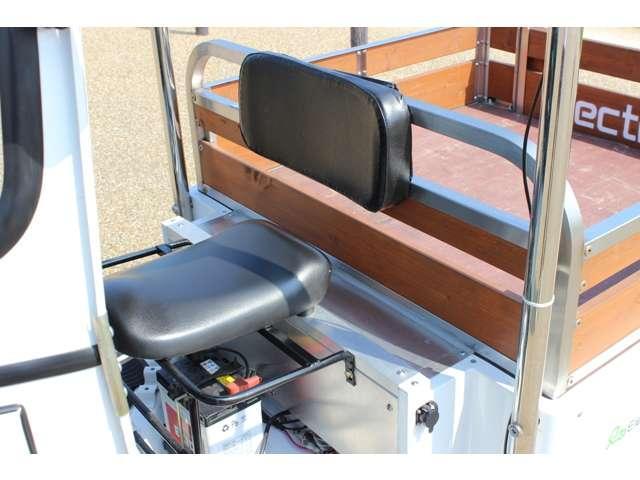 日本その他 日本 エレクトライク 電気3輪自動車 ウッド使用