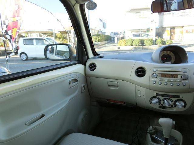 ダイハツ エッセ L オートマ車 キーレス CD ETC Wエアバッグ