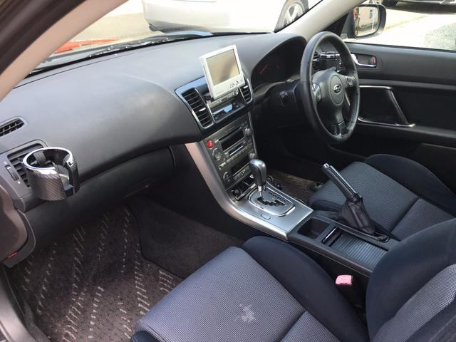 スバル レガシィツーリングワゴン 2.0GT ターボ 4WD ナビ ETC 外装コーティング済