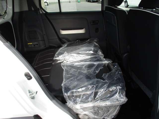 J シートH 横滑り防止 1オーナー AC キーフリー LED WエアB ABS アルミ スマートキー 禁煙車 誤発信抑制機能 Aストップ ベンチシート 盗難防止(50枚目)