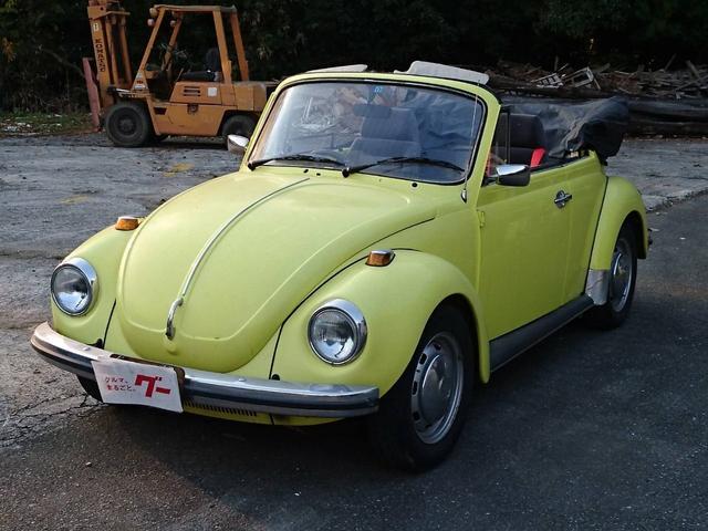 「フォルクスワーゲン」「ビートル」「オープンカー」「福岡県」の中古車3