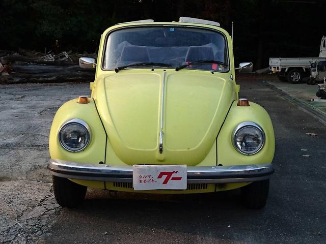 「フォルクスワーゲン」「ビートル」「オープンカー」「福岡県」の中古車4