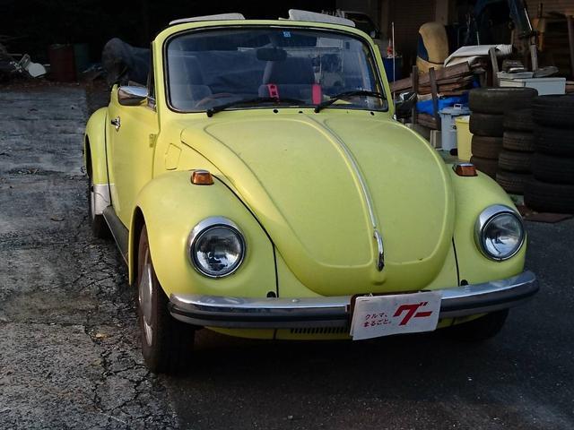 「フォルクスワーゲン」「ビートル」「オープンカー」「福岡県」の中古車5