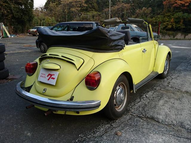 「フォルクスワーゲン」「ビートル」「オープンカー」「福岡県」の中古車9