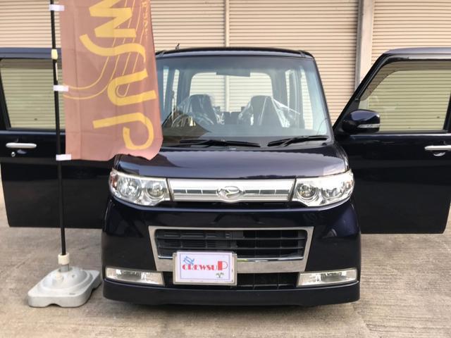 「ダイハツ」「タント」「コンパクトカー」「福岡県」の中古車49
