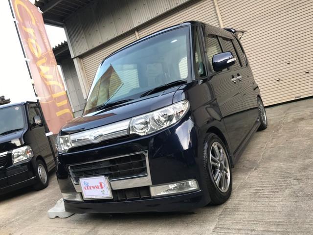 「ダイハツ」「タント」「コンパクトカー」「福岡県」の中古車53