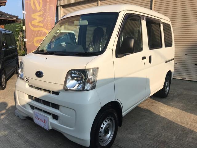 「スバル」「サンバーバン」「軽自動車」「福岡県」の中古車4