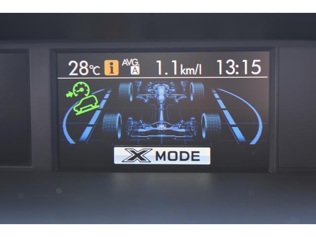 X-BREAK EyeSight搭載車(13枚目)