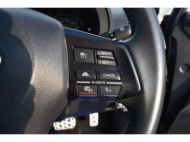 設定した一定した速度で走行が可能です。長距離の運転に最適で疲労の軽減や燃費の向上に役立ちます。