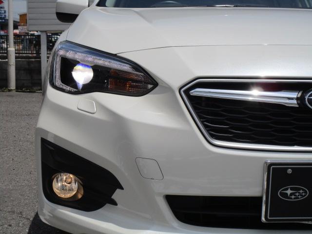 1.6i-L EyeSight 元社用車(21枚目)