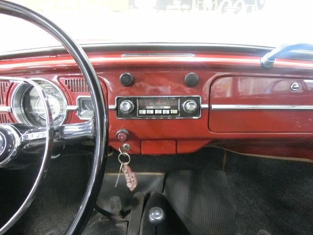 フォルクスワーゲン VW ビートル TYPE-1 左ハンドル 4速マニュアル
