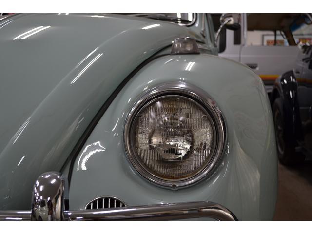 1300 タイプ1 レストア 1967モデル ホワイトリボン(8枚目)
