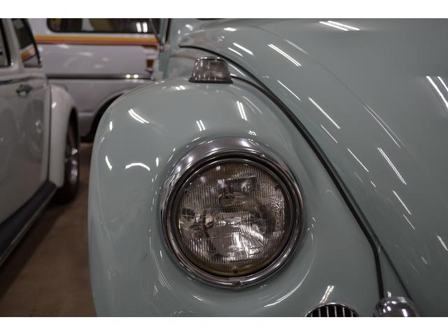 1300 タイプ1 レストア 1967モデル ホワイトリボン(9枚目)