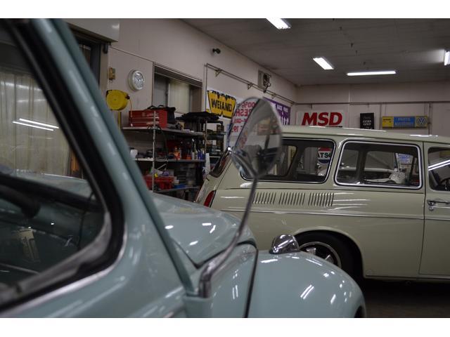 1300 タイプ1 レストア 1967モデル ホワイトリボン(12枚目)