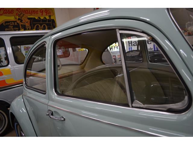 1300 タイプ1 レストア 1967モデル ホワイトリボン(14枚目)