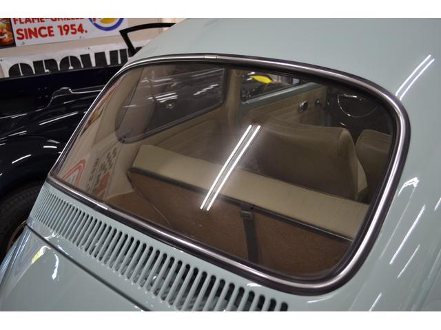 1300 タイプ1 レストア 1967モデル ホワイトリボン(15枚目)