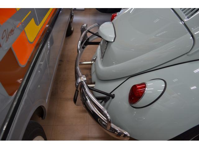 1300 タイプ1 レストア 1967モデル ホワイトリボン(16枚目)