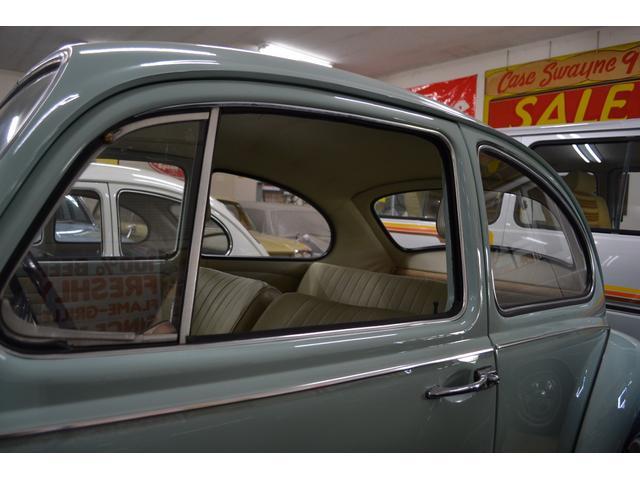 1300 タイプ1 レストア 1967モデル ホワイトリボン(19枚目)