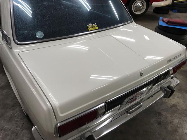 510 1300DX ツインキャブ タコ足ステン ローダウン(10枚目)